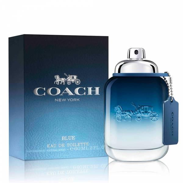 Coach BLUE時尚藍調男性淡香水60ml Coach,BLUE,時尚,藍調,時尚藍調,男性,淡香水,男香