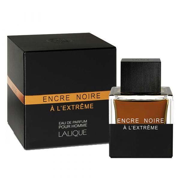 LALIQUE 萊儷 Encre Noire A L'extreme 卓越黑澤男性淡香精100ml LALIQUE 萊儷  Encre Noire 黑澤男性淡香水100ML