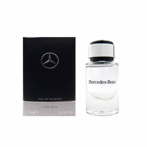 Mercedes Benz 賓士 紳雅經典男性淡香水 7ml 小香  Mercedes Benz, 賓士, 紳雅經典,男性淡香水,小香