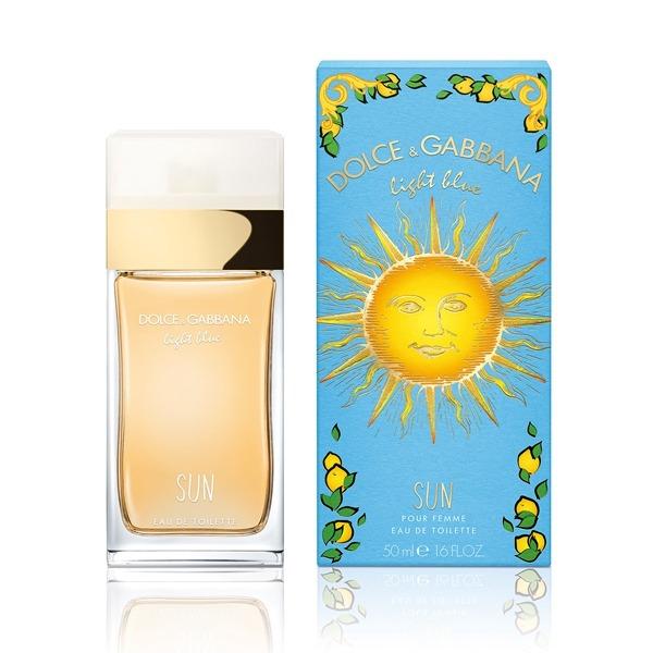 D&G Light Blue Sun Woman 陽光夏日女性淡香水50ml D&G ,Light Blue Sun Men ,陽光夏日,女性淡香水50ml