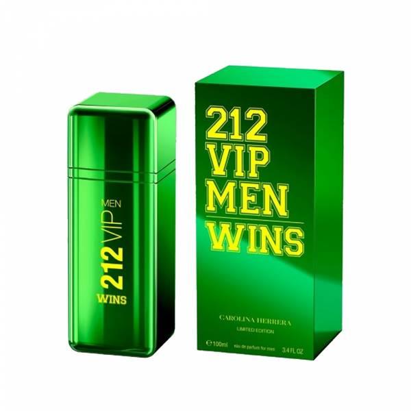Carolina Herrera CH 212 VIP MEN WINS 綠色奇蹟 限量版 男性淡香精 100ml Carolina Herrera ,CH 212 VIP WINS ,綠色奇蹟 ,限量版 女性淡香精