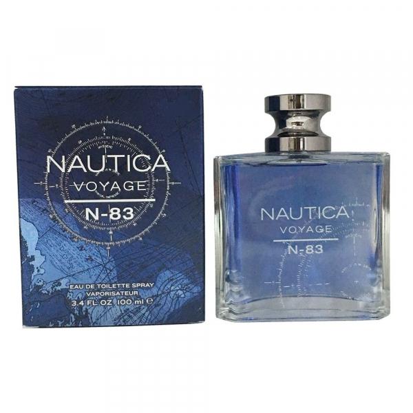 NAUTICA 航海 N-83 男性淡香水 100ML Nautica藍海, Nautica blue, Nautica香水