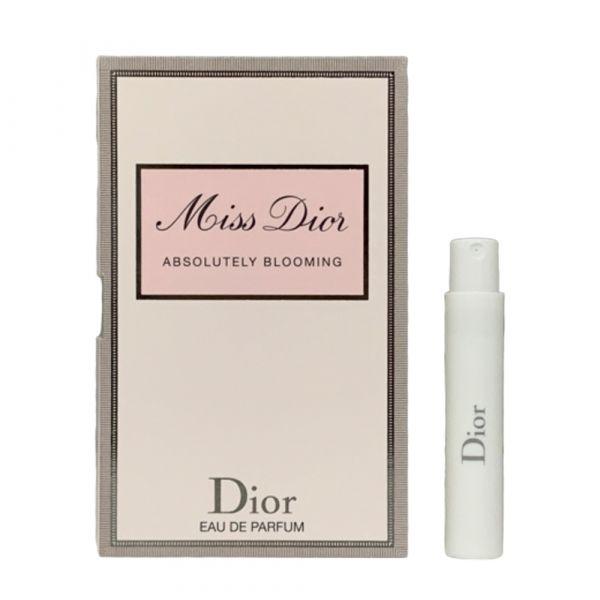 Dior迪奧 Miss Dior花漾迪奧 親吻精萃香氛/淡香精針管1ml Dior,迪奧 ,花漾迪奧,親吻,精萃香氛
