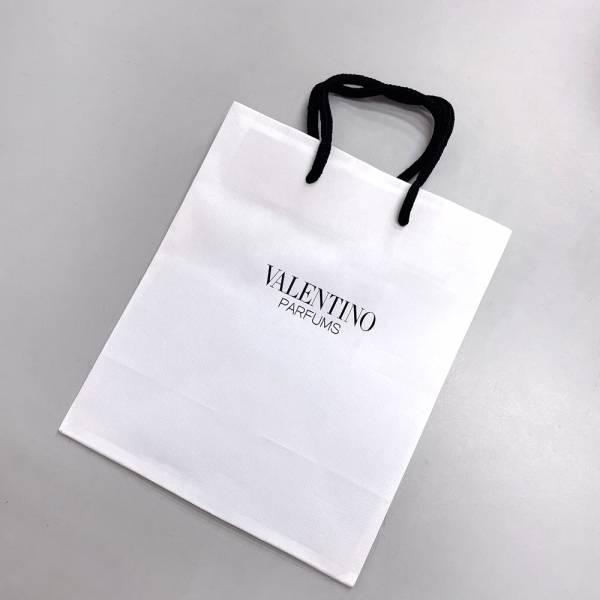 VALENTINO 精美白色紙袋(小) VALENTINO ,精美白色紙袋(小)