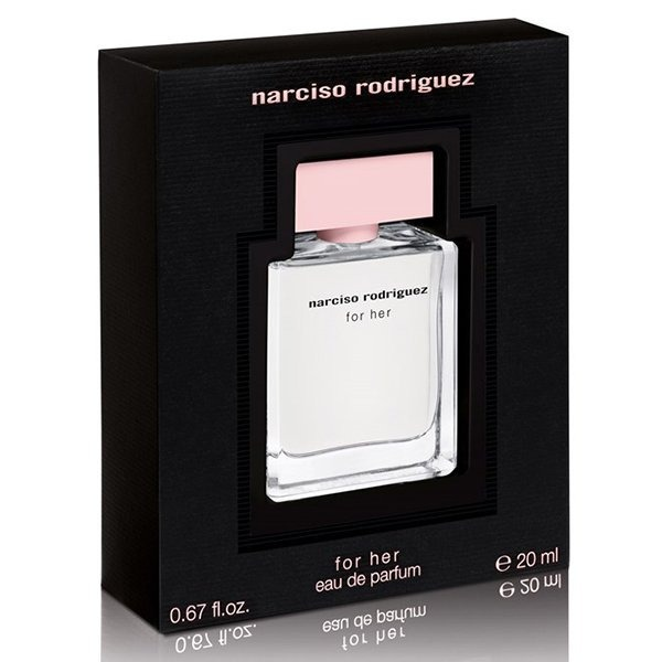 Narciso rodriguez for her 淡香精 20ml narciso rodriguez,for her,淡香水
