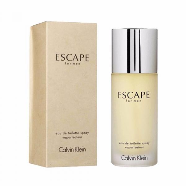 Calvin Klein ESCAPE逃離男性淡香水 100ml Calvin Klein、CK、淡香精、逃離男香、香水