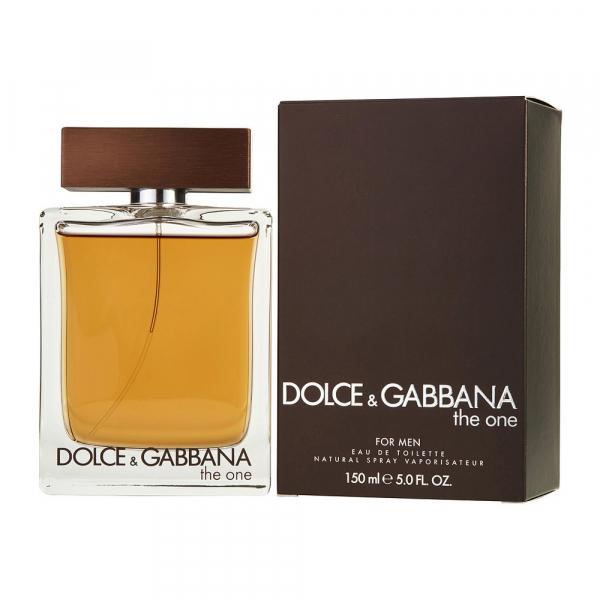 DOLCE & GABBANA D&G The One 唯我男性淡香水150ML DOLCE & GABBANA, D&G,The One唯我, D&G男性淡香水, D&G唯我男香