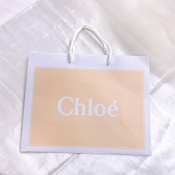 Chloe 精美紙袋 大 Chloe 精美紙袋 大