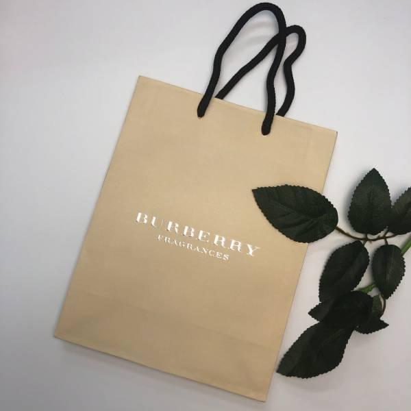 BURBERRY 精美紙袋(小) BURBERRY ,精美紙袋,香水,男香