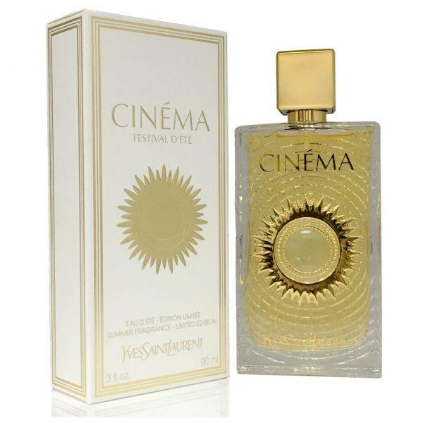 YSL 聖羅蘭 CINEMA 電影院 熱情如火夏季限量版90ML YSL,Opium Legendes de Chine,鴉片皇后