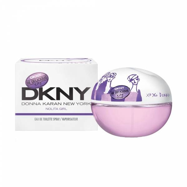 DKNY 紐約綺想系列 諾利塔女性淡香水50ml DKNY,紐約綺想,諾利塔,女香