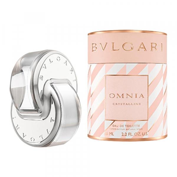 BVLGARI 寶格麗 水晶系列晶澈限量版淡香水 65ML BVLGARI,寶格麗,水晶系列,晶澈,限量版,淡香水
