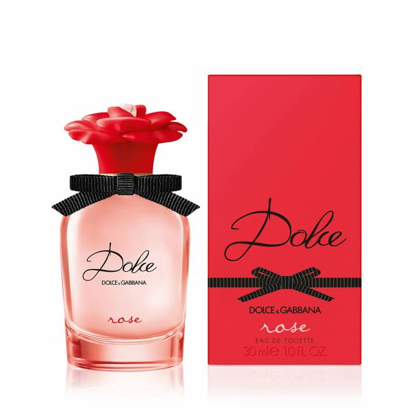 DOLCE & GABBANA D&G Dolce Rose 傾心花園淡香水 30ml DOLCE & GABBANA D&G Dolce Rose 傾心花園淡香水 30ml