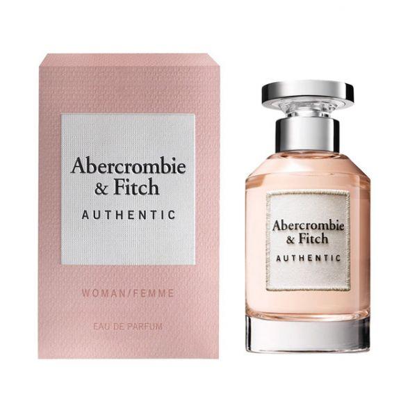 Abercrombie & Fitch A&F 真我女性淡香精50ml  Abercrombie & Fitch A&F 真我女性淡香水