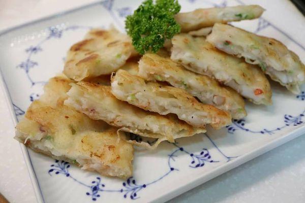 (免運專案) 海鮮蝦餅6包/組
