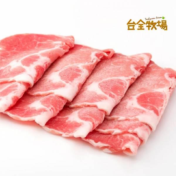 台全珍豬梅花火鍋片150g/包