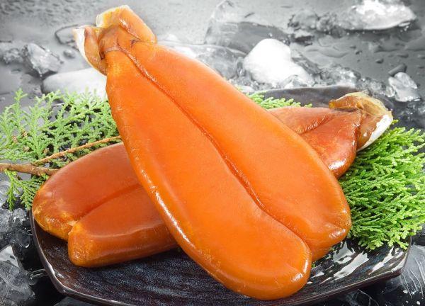 黃金烏魚子 五兩 每包 185g