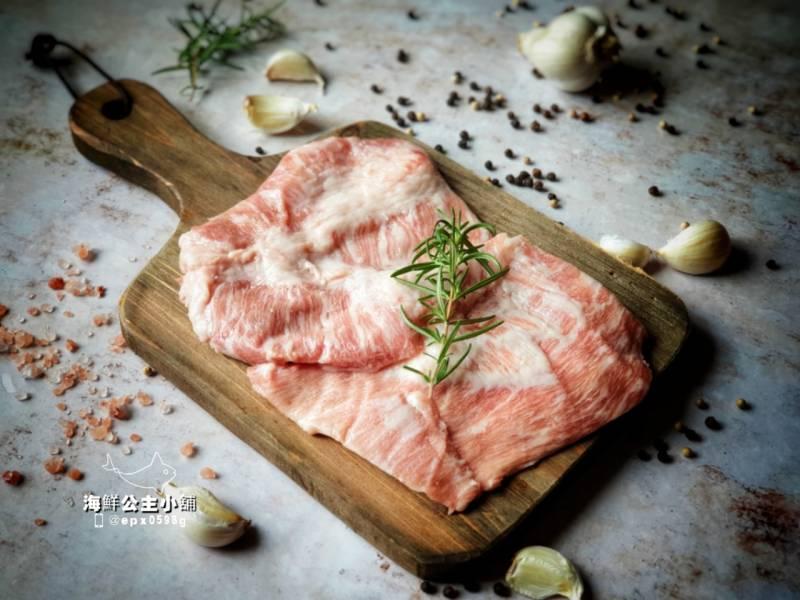 西班牙伊比利豬 Bellota等級豬頸肉(松阪)」