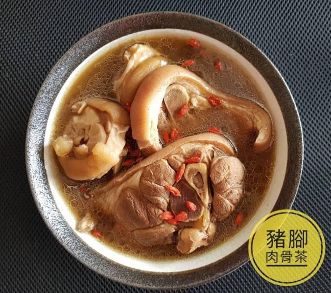 肉骨茶(豬腳)