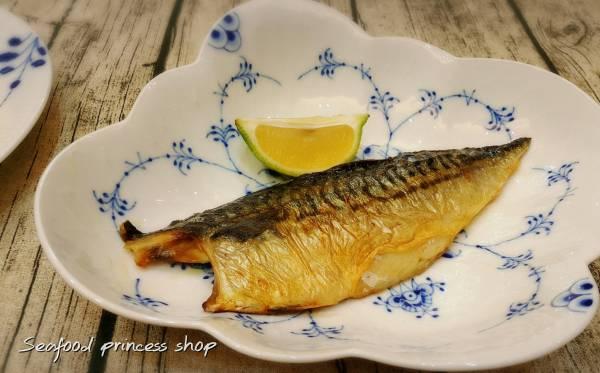 挪威鹽漬鯖魚 120-160g/片