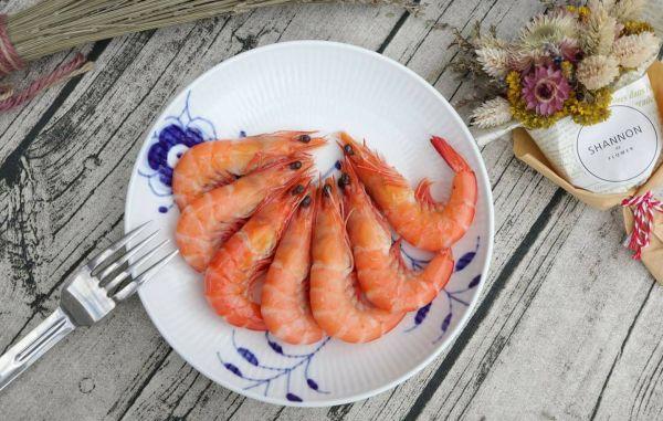極品熟白蝦  1.1KG/約65隻上下