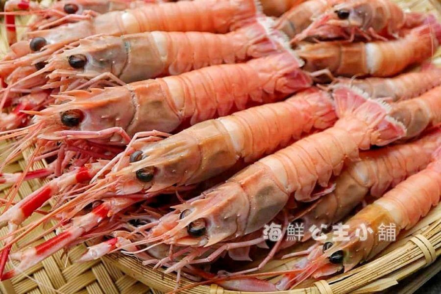 台灣野生角蝦