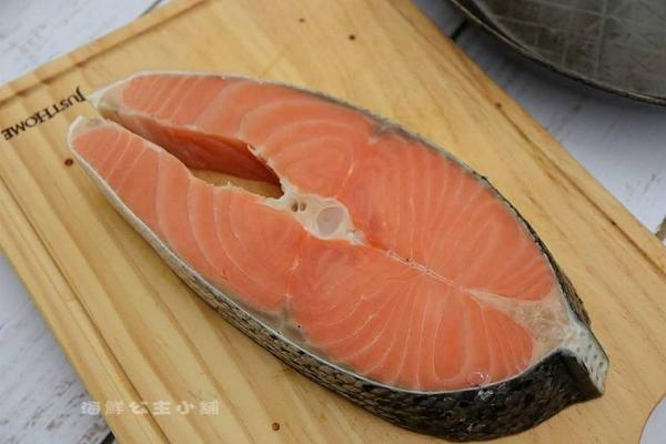 (免運專案)智利厚切鮭魚片