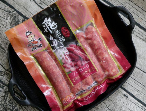 飛魚卵香腸  每包5條入/300g