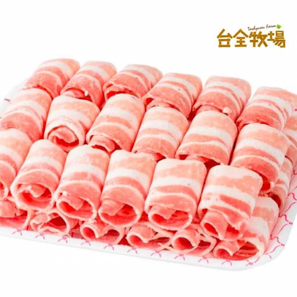 台全珍豬五花火鍋片150g/包