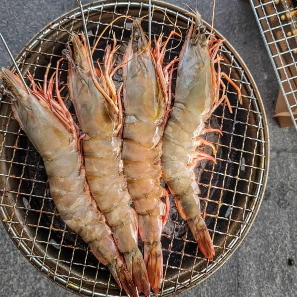 菲律賓超大肥豬蝦 5~6隻 500g