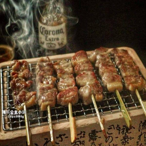 櫻桃鴨肉串