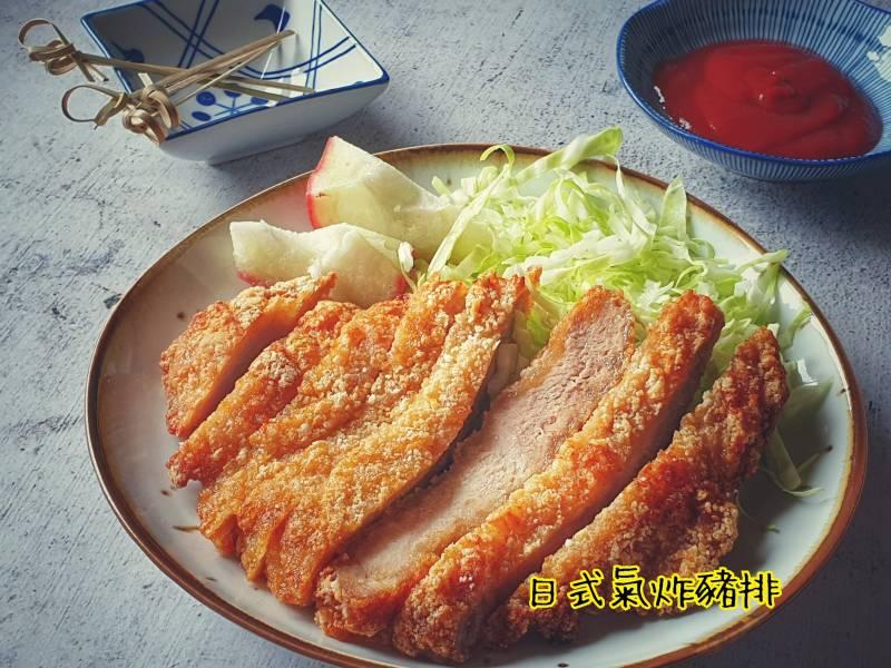 (第二件半價)【日式氣炸豬排】200g/片