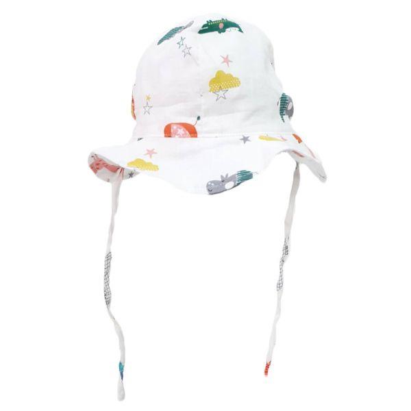 竹纖維水母帽 有機棉, 天然, 無毒 過敏 有機, 異位性皮膚炎, 新生兒, 嬰兒, 新生兒衣物, 嬰幼兒, 包屁衣, 竹纖維, 透氣, 汗疹