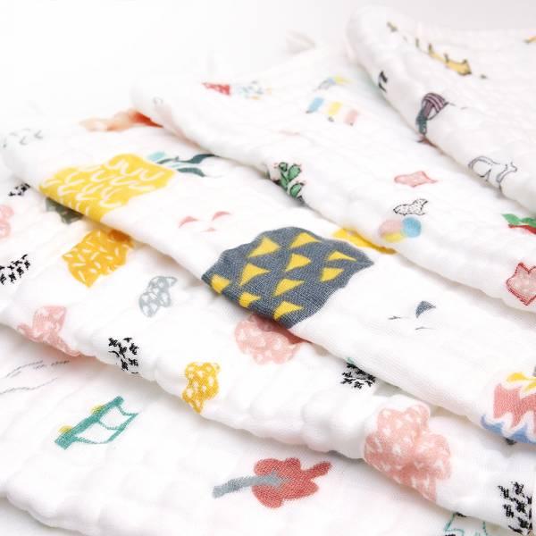 竹纖維細緻手帕(三入組) 有機棉, 天然, 無毒 過敏 有機, 異位性皮膚炎, 新生兒, 嬰兒, 新生兒衣物, 嬰幼兒, 包屁衣, 竹纖維, 透氣, 汗疹