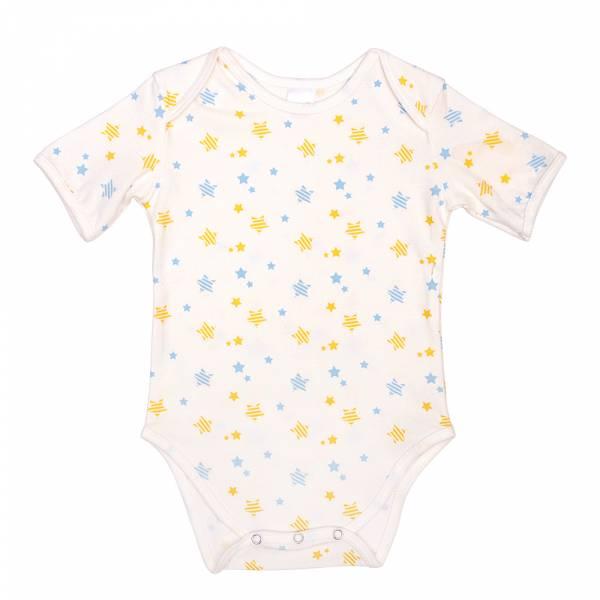 有機竹纖維粉嫩彩色短袖包屁衣-Shinystar 有機棉, 天然, 無毒 過敏 有機, 異位性皮膚炎, 新生兒, 嬰兒, 新生兒衣物, 嬰幼兒, 包屁衣, 竹纖維, 透氣, 汗疹