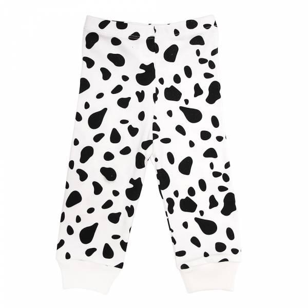 有機棉嬰兒長褲-小乳牛 有機棉, 天然, 無毒 過敏 有機, 異位性皮膚炎, 新生兒, 嬰兒, 新生兒衣物, 嬰幼兒, 包屁衣, 竹纖維, 透氣, 汗疹