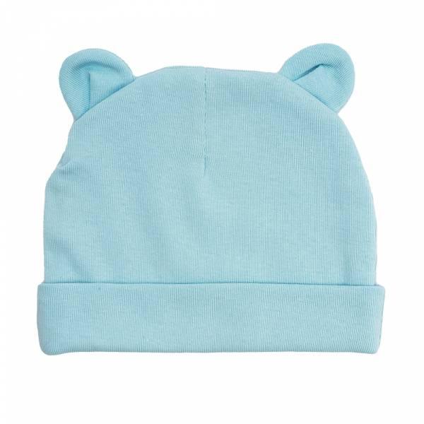 有機棉嬰兒帽-小熊 有機棉, 天然, 無毒 過敏 有機, 異位性皮膚炎, 新生兒, 嬰兒, 新生兒衣物, 嬰幼兒, 包屁衣, 竹纖維, 透氣, 汗疹