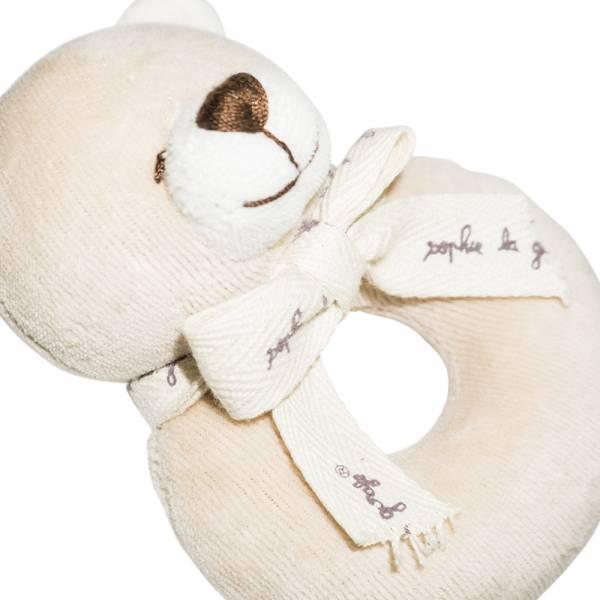 有機棉布朗熊手搖鈴 加拿大有機棉和竹纖維第一童裝品牌,通過國際最高標準有機認證「GOTS」和「OCIA」。100%透氣無毒,對於受濕疹、異位性(過敏性)皮膚炎、呼吸道問題、換季不適等困擾的嬰幼兒最安心