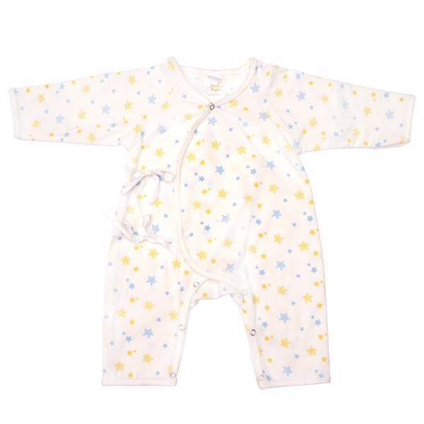 新生兒有機竹纖維和尚服-Shinystar 有機棉, 天然無毒 不過敏 有機, 異位性皮膚炎, 新生兒, 嬰兒, 新生兒衣物, 嬰幼兒, 和尚服, 透氣, 汗疹