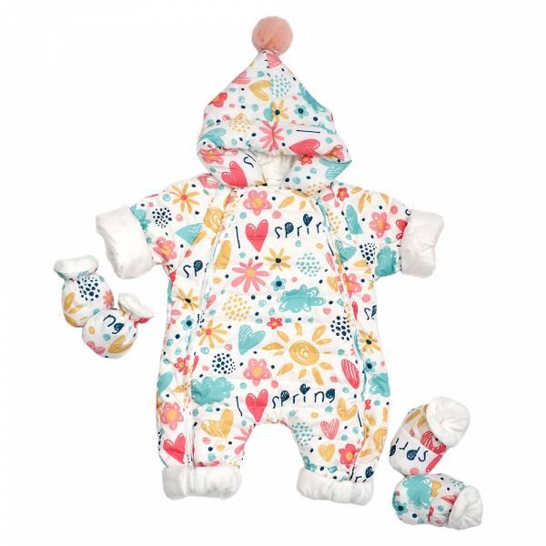 嬰兒羽絨連身衣-奇幻花園 加拿大有機棉和竹纖維第一童裝品牌,通過國際最高標準有機認證「GOTS」和「OCIA」。100%透氣無毒,對於受濕疹、異位性(過敏性)皮膚炎、呼吸道問題、換季不適等困擾的嬰幼兒最安心。
