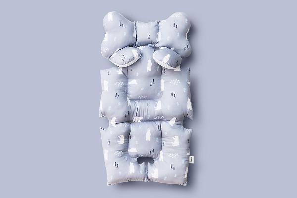 ianbaby® 韓製全身包覆墊 (北極熊物語)
