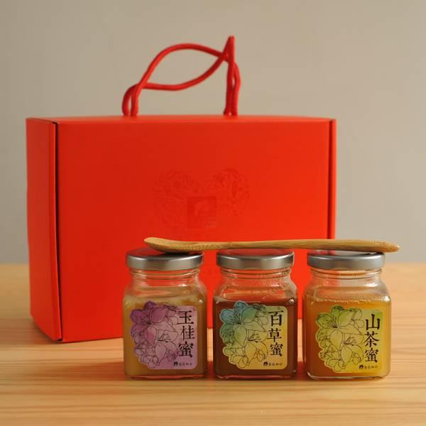 蜜源純淨 天然熟成森林蜜  禮盒組 台灣森林蜜,熟成蜜,封蓋蜜,純蜂蜜,結晶蜜,酵素蜂蜜,玉桂蜜,百草蜜,山茶蜜