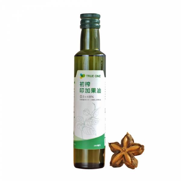 初榨印加果油-玻璃罐裝 /250ml*2 印加果油,純素印加果油,純素魚油,補充魚油,素食