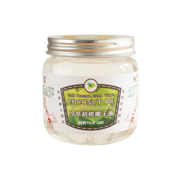 冷萃初榨椰子油 ~現榨離心製程 油質清爽穩定 / 500ml 初榨椰子油,離心椰子油,冷壓椰子油