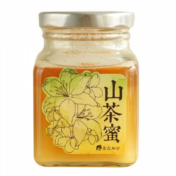 山茶蜜 ~ 蜜源純淨 天然熟成森林蜜  / 250g 台灣森林蜜,熟成蜜,封蓋蜜,純蜂蜜,結晶蜜,酵素蜂蜜,山茶蜜