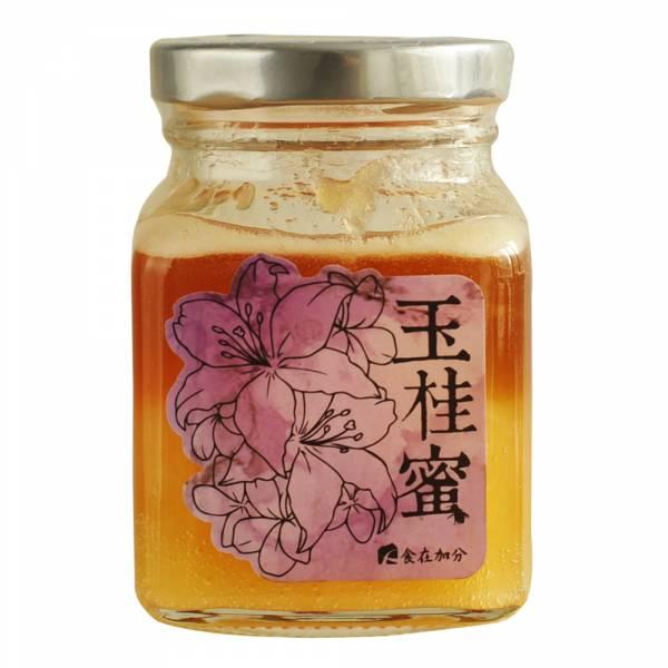 玉桂蜜 ~ 蜜源純淨 天然熟成森林蜜  / 250g 台灣森林蜜,熟成蜜,封蓋蜜,純蜂蜜,結晶蜜,酵素蜂蜜,玉桂蜜