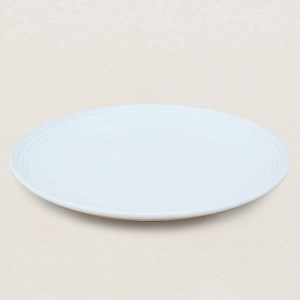 天然瓷土美器-餐盤(白) 柚木,廚房,餐具,筷子,環保