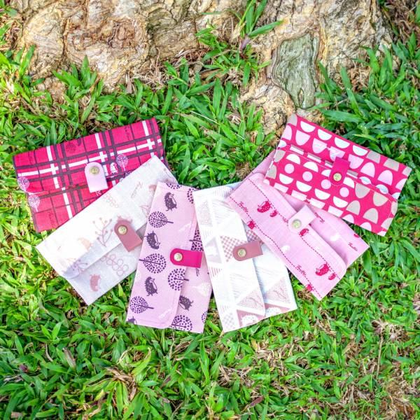 真皮壓釦紅包袋/存摺收納套-共3色 手工布料,台灣設計,台灣製造,花布設計,質感袋包,文創設計,刺蝟,提袋,包包,居家良品,提袋,手提包,方包,肩背包,側背包