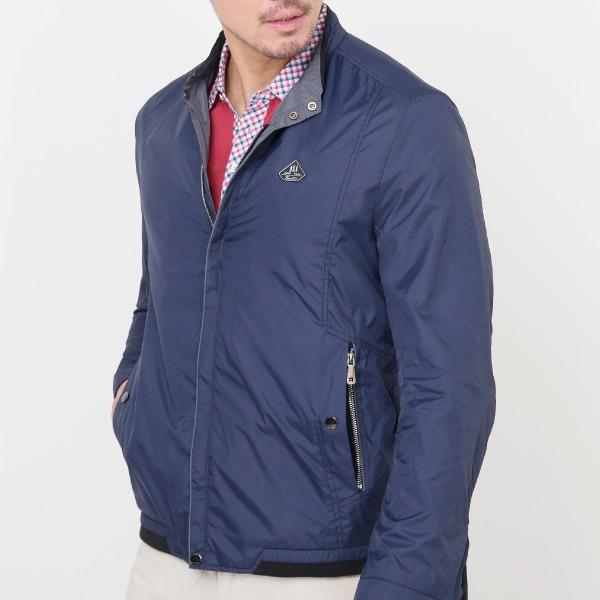 輕量防潑水風衣外套(藏青) 外套,風衣,防潑水,輕量,服裝,男裝,fantino