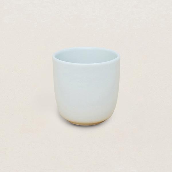 天然瓷土美器-茶杯(米) 柚木,廚房,餐具,筷子,環保